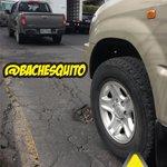 RT @bachesquito: Nº1 Si No lo viste caíste!! #101baches. Pilas en la Rep. del Salvador #Quito http://t.co/eONEC8arXY