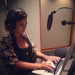 Quick break in the studio, loving this twitter chat!!! #votedemilovato http://t.co/78Sjvlcv13