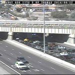 UPDATE: NB I-17 Crash ONLY HOV lane is Open traffic is backing up this involves a Semi. #traffic #phoenix http://t.co/GkASidT4Cn