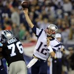 Tom Brady shines as #Patriots take 30-7 win over #Panthers in tonights preseason game http://t.co/hVKOQdssuo http://t.co/3ADsy6RtZm