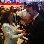 RT @Cristina_Diaz_S: Acompañando al alcalde @EVillegasV Coordinador Nacional de Presidentes Municipales de la #CNOP en su 1er informe #Dgo http://t.co/Iyc6pBhdWg