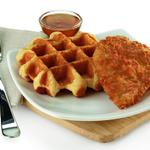 RT @wsbtv: Chick-fil-A is now serving Chicken and Waffles. You have our permission to RT. http://t.co/P8pSX4RaCl http://t.co/V7TCV5EHAX