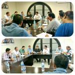 Hace un momento llevamos a cabo la reunión de seguimiento de obras de infraestructura en zona indígena con municipios http://t.co/PuylRo8GHj