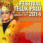 RT @KompasTV_Mks: Festival Teluk Palu 2014, Palu 27-29 Sept 2014 cc: @SoalPALU #InfoSeru #IndonesiaSeru http://t.co/mfXcNbmqgq @Jalan2Seru_ID @aDHy151