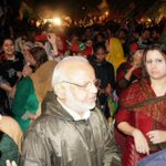 @EjazChaudhary checking security at #AzadiMarchPTI http://t.co/iqLo4u6n4N