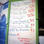 @ThePorchat30th menu for today, our last day here for the year! #philly #pork #tacos #nomnom http://t.co/fyGjZIvY5G