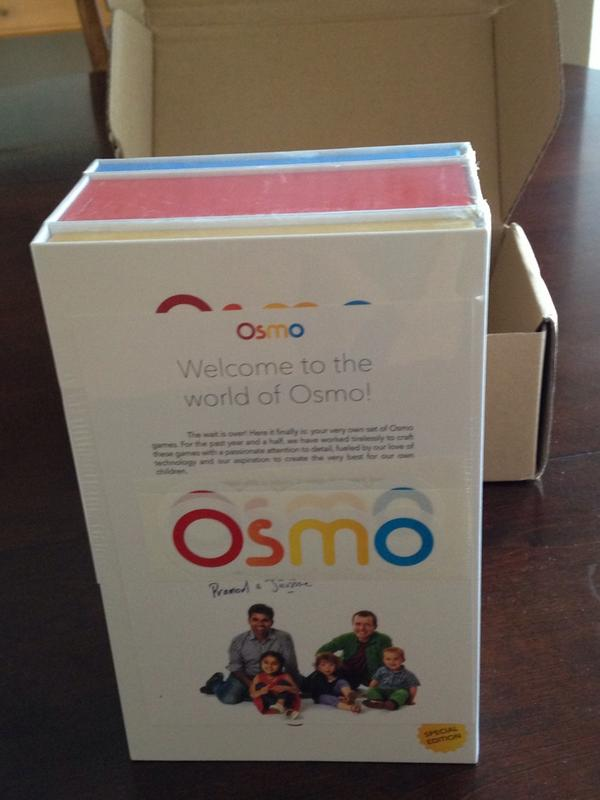 From pre-order to delivery, @PlayOsmo has run one very, very impressive launch. http://t.co/hFk9lKhRKq