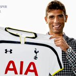 Tottenham sign defender Federico Fazio from Sevilla. £8m fee. Four year deal. Great signing https://t.co/P4pys25A98