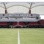 RT @cjbiz: Photos ... U of L dedicates new Lynn soccer complex http://t.co/hdmLfDanjR via @courierjournal @LouCoopers @loucityfc http://t.co/vWg3htZ5eB