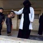 "RT @AhmadyNews: طبيبة خليجية ""داعشية "" تشارك داعش القتال في سوريا،وفي الصورة تركت مهنتها الاساسية وتحولت الى جزّاره تحز رؤوس الجيوش http://t.co/rGWRgzaFyP"