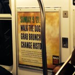 Whos seen the @Peoples_Climate ads in #nyc? #5train #mta #joinus http://t.co/sPpH1hdYLD
