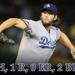 We present to you @MLBs first 16-game winner: @ClaytonKersh22. #Dodgers http://t.co/YNL8957i3T
