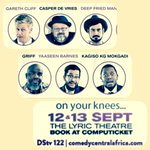 RT @ComedyCentralAF: Hi CCfam. Keep the questions on religion coming in! Use #CClive Tickets @Computicket #CClive http://t.co/zYjRGmzmQt
