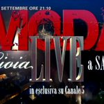 RT @social_mediaset: 6 settembre: Milano, San Siro e @rockmoda! Concerto in esclusiva #Canale5, video>>http://t.co/3iBSTWjwkl<< #GioiaLive http://t.co/anGQgtsG4X