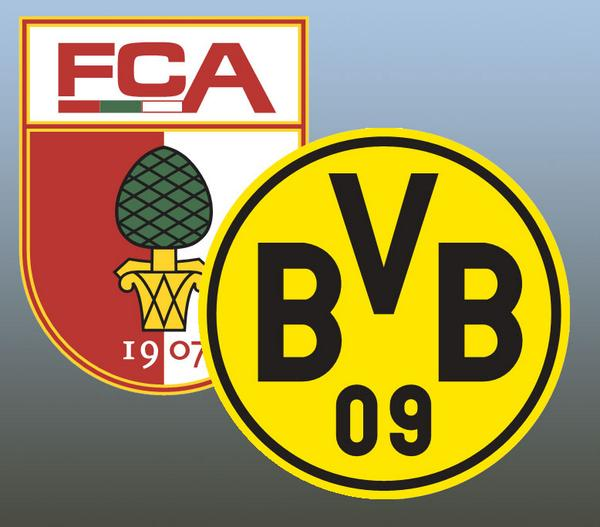 Augsburg v Borussia Dortmund: Watch a Live Stream of the Bundesliga match   available in the UK