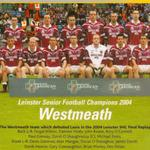 #Westmeath team who won 2004 Leinster SFC. Def #Laois 0-12 to 0-10 in final replay #gaa #nostalgia http://t.co/NgecpjeJcz
