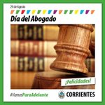 Feliz día a todos los abogados!!! #VamosParaAdelante http://t.co/lcNQ0iOV3Q