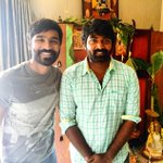 RT @dhanushkraja: And here is the hero of our wunderbar's next project. Next will announce the title.