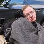 RT @Independent: MND sufferer Stephen Hawking does #IceBucketChallenge with a twist http://t.co/I86hcoL8y1 http://t.co/BittkKO4cV