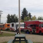RT @ArtsandHeritage: Food Trucks ready to go #StAlbert Grain Elevator Park! Whos hungry? #yegfood http://t.co/AOS6eyuOFu