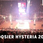Find out when Hoosier Hysteria is tomorrow during the 2nd quarter of the FB game. #GoIU #1MillIU #iubb http://t.co/5p76TNdYk0