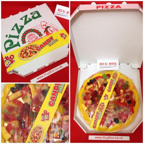 #WIN a PIZZA made of SWEETS #TasteTest ? FLW @get2it_uk & @HugBoxUK & RT to Enter #Competition #Prize #free #RTtoWIN http://t.co/XX4CCCvgpC