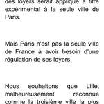 Aubry se paie Valls. Elle demande que lencadrement des loyers soit aussi appliqué à Lille. http://t.co/hn987Kz58t