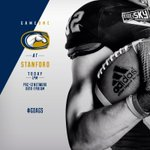 The wait is over! Kick off is at 1:00 PM! #GoAgs #BeatStanford #UCDFootball http://t.co/L6bXi45l5H