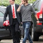 RT @MailSport: EXCLUSIVE: Daley Blind taking his medical at Manchester United #MUFC http://t.co/YeZT3CCiI4 http://t.co/82qQCRrEb0
