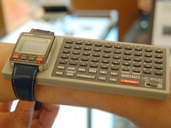 Vintage smart watch #heatlhIT :) http://t.co/KUwZo1hGJw