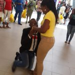 This guy just proposed to his girl... Sexy something!!! #Shoprite http://t.co/dP7jIKS2Y2