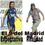 El nuevo 9 del #RealMadrid #fichajes http://t.co/NlixUIqT26