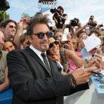 [映画][第71回ベネチア国際映画祭]アル・パチーノ、ムンムンの色気にイタリア女性が絶叫! http://t.co/AdX4kSfB3u http://t.co/besFk4mKmh
