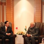 RT @MEAIndia: Shinkansen on table. Minister of Transport & Tourism Ohta meets @PMOIndia. http://t.co/2XAmJlGWpb