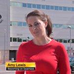 Sky Sports reporter @SkySportsAmy at the Liberty today #SkyDeadlineDay http://t.co/NzLhgIcwD8