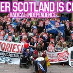 Another Scotland is Possible, Another Scotland is Coming. #RadicalYes http://t.co/BfQfJvz45g