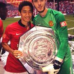Thanks for all mate! @S_Kagawa0317 !! Well miss you!! Good luck on your new adventure. http://t.co/N8a3e8Bfks
