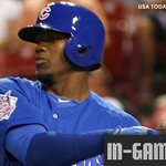 Follow todays action with In-Game Live as Jorge Soler makes his Wrigley debut with #Cubs -- http://t.co/erdqf2cGth http://t.co/unB24FlU1r