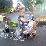 #01S Continuan las protestas en Tachira, llega refuerzo de la GN, No Pudo la PNB...@trafficVALENCIA @trafficLARA http://t.co/fyPp7siC11
