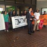 Activistas demandan a la ciudad de McAllen por ley que afecta la libertad de expresion. @Telemundo40 http://t.co/c8DCPw4o0M