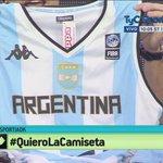 RT @sportiaok: Seguinos en Twitter y participá del sorteo de la camiseta de La Selección de Básquet. Dale RT #QuieroLaCamiseta http://t.co/FMYfnMcRjG
