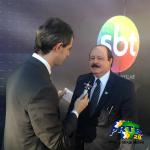 #EquipeLF Levy Fidelix acabou de chegar para o debate dos candidatos à Presidência, no @SBTonline #LevyNoDebate http://t.co/miqTqqw5mj