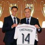 RT @laaficion: #ElDato : @CH14_ el jugador debutante que más playeras ha vendido en la liga inglesa http://t.co/LQUivogJtN http://t.co/BEpfr0Zfrk