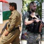 Kurden kriegen Panzer, die Ukraine nicht mal Pflaster. Die Regierung in Kiew ist empört. http://t.co/Rky62kFtg8 http://t.co/6UYT6hie5U