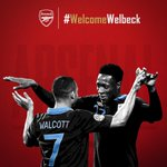 RT @Arsenal: Morning everyone. @Arsenal have a new striker - post your reaction using #WelcomeWelbeck http://t.co/obyyFMbDW4 http://t.co/JFeCaN96Q1