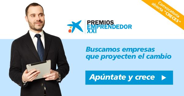 Abierta la convocatoria 'creces' de los Premios @Emprendedor_XXI http://t.co/SFExO2UrnH http://t.co/AN8umcL7rh