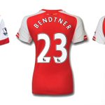 FACT: Only legends are given the Arsenal number 23 shirt. http://t.co/WT1hW5oxTs