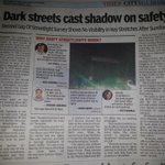 Gurgaon Action Plan Team is conducting series of surveys on lighting situation in Gurgaon @Rao_InderjitS http://t.co/ItFelwd6LA