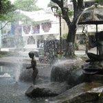 Buen día, por las calles de mi Santiago de #CaliCo: El Parque de la Infancia... Foto: Gustavlo http://t.co/4TG1cgjStl