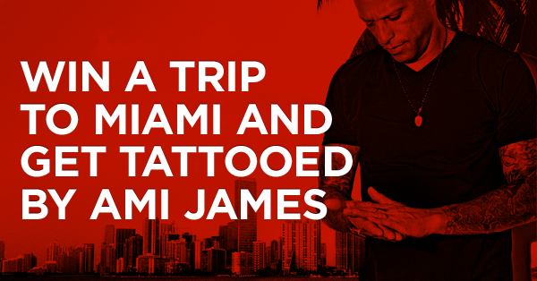 Who wants to win a trip to Miami and get a free tattoo?? Everybody can join! http://t.co/3gYxHj65fK @tattoodo http://t.co/Zht2hAQyZ6